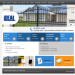 Ideal-Gates-Wordpress-Company-Website