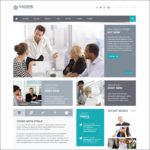 cacoon-business-theme
